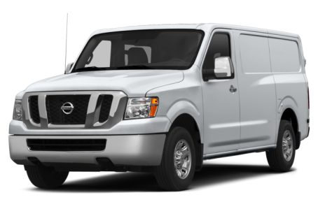 New 2015 Nissan NV Cargo NV2500 HD Exterior