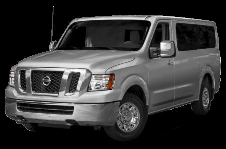 New 2015 Nissan NV Passenger NV3500 HD Exterior