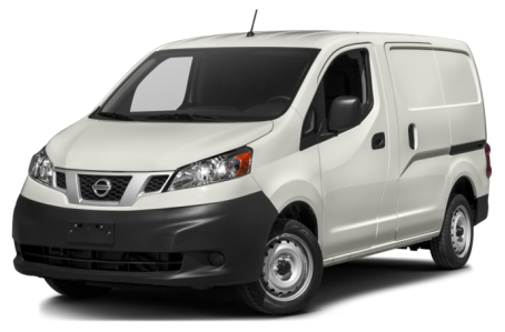 New 2015 Nissan NV200 Exterior