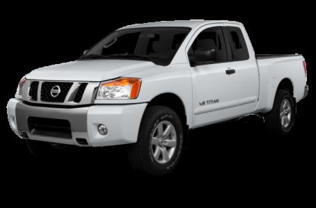 New 2015 Nissan Titan Exterior
