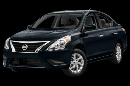 2015 Nissan Versa Exterior