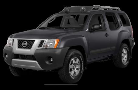 New 2015 Nissan Xterra Exterior