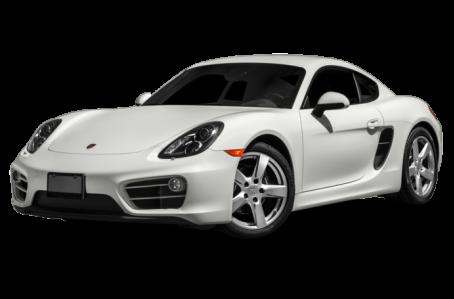 New 2015 Porsche Cayman Exterior