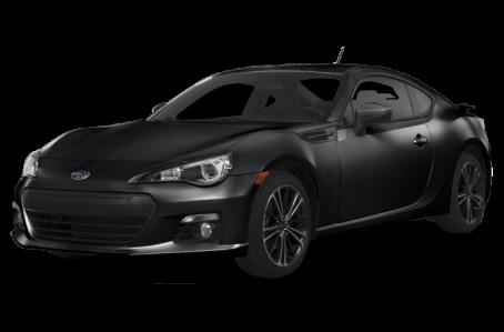 New 2015 Subaru BRZ Exterior