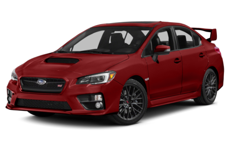 New 2015 Subaru WRX STI Exterior