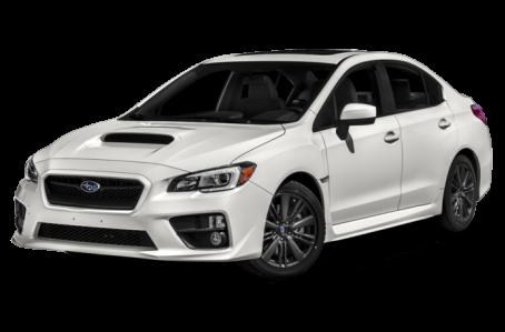 2015 Subaru WRX Exterior