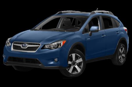 New 2015 Subaru XV Crosstrek Hybrid Exterior