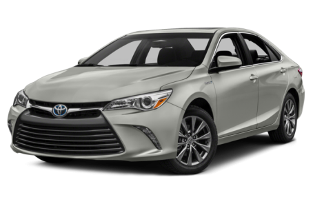 New 2015 Toyota Camry Hybrid Exterior