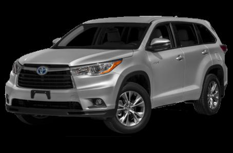 New 2015 Toyota Highlander Hybrid Exterior