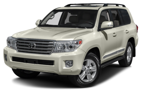 New 2015 Toyota Land Cruiser Exterior