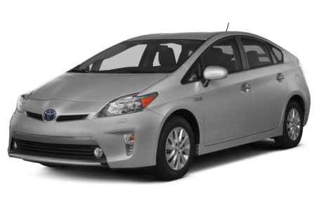 New 2015 Toyota Prius Plug-in