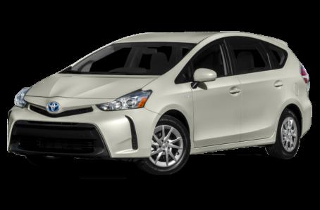 New 2015 Toyota Prius v Exterior