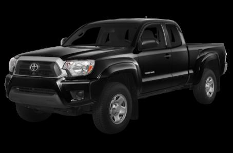 New 2015 Toyota Tacoma Exterior