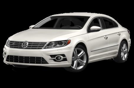 New 2015 Volkswagen CC Exterior