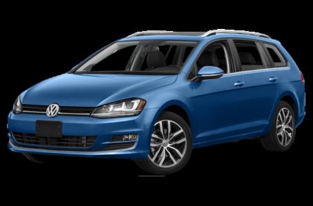 2015 Volkswagen Golf SportWagen Exterior
