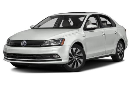 2015 Volkswagen Jetta Hybrid Exterior