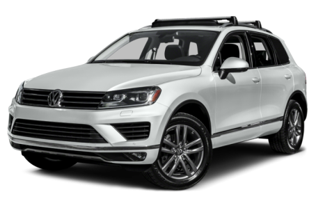 New 2015 Volkswagen Touareg Exterior