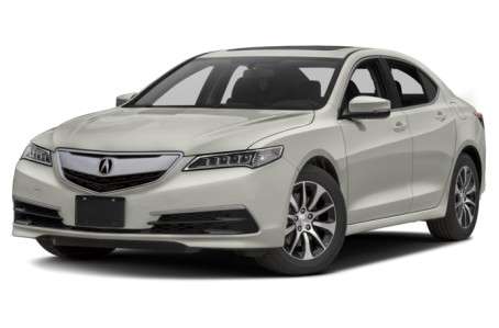 2016 Acura TLX Exterior