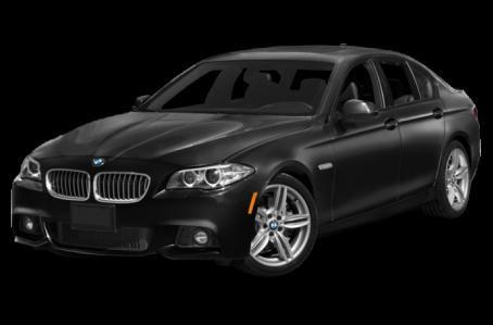 New 2016 BMW 535d Exterior