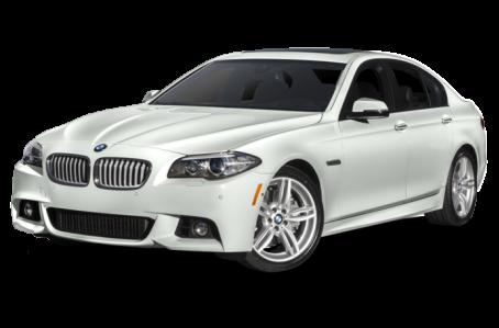 New 2016 BMW 550 Exterior