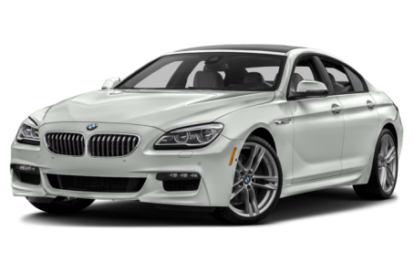 New 2016 BMW 650 Gran Coupe Exterior