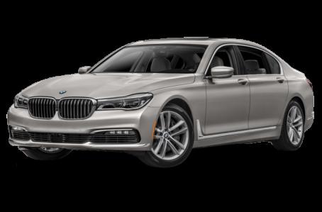 New 2016 BMW 750 Exterior