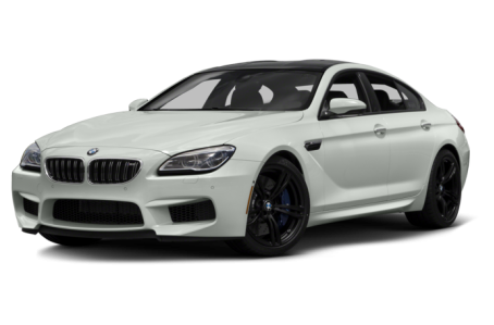 New 2016 BMW M6 Gran Coupe Exterior
