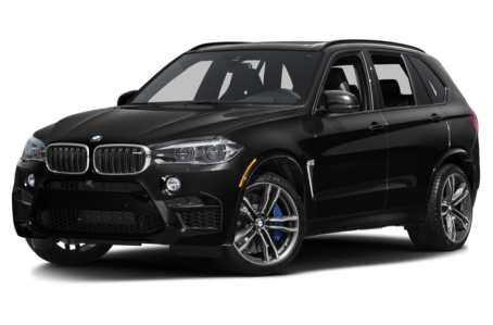 New 2016 BMW X5 M Exterior