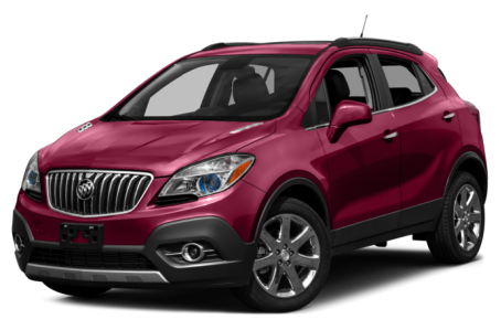 New 2016 Buick Encore Exterior