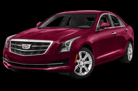 2016 Cadillac ATS Exterior