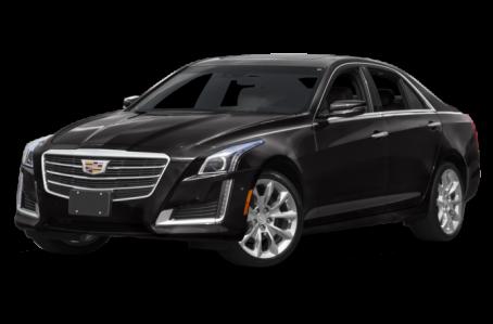 2016 Cadillac CTS Exterior