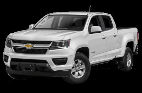 2016 Chevrolet Colorado Exterior