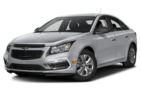 New 2016 Chevrolet Cruze Limited Exterior