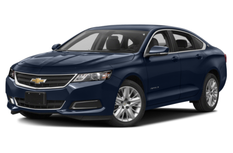 New 2016 Chevrolet Impala Exterior