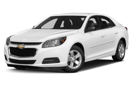2016 Chevrolet Malibu Limited Exterior