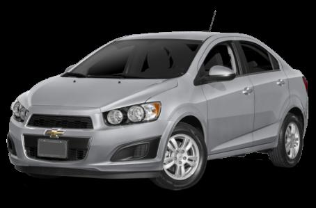 2016 Chevrolet Sonic Exterior