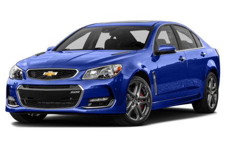 New 2016 Chevrolet SS Exterior