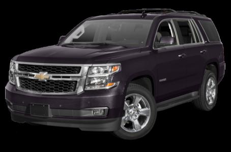 New 2016 Chevrolet Tahoe Exterior