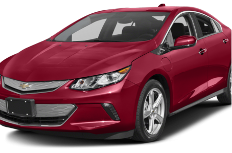 2016 Chevrolet Volt Exterior
