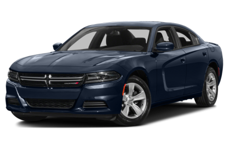 2016 Dodge Charger Exterior