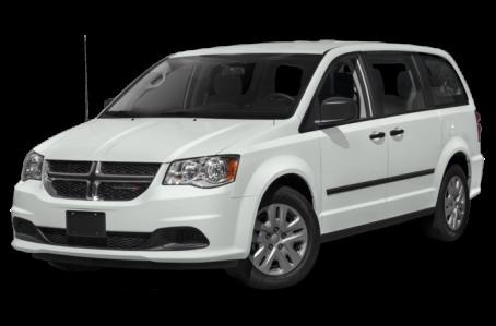 New 2016 Dodge Grand Caravan Exterior