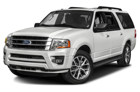 New 2016 Ford Expedition EL Exterior