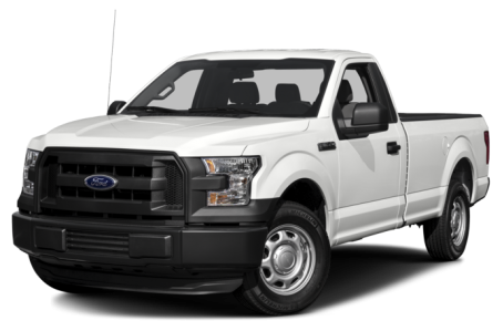 New 2016 Ford F-150 Exterior