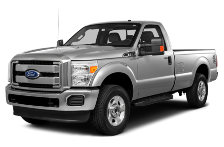 New 2016 Ford F-350 Exterior