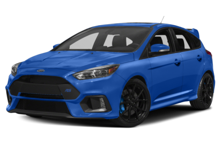 2016 Ford Focus RS Exterior