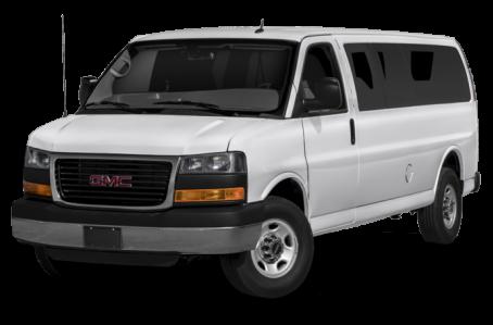 2016 GMC Savana 3500 Exterior