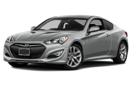 New 2016 Hyundai Genesis Coupe