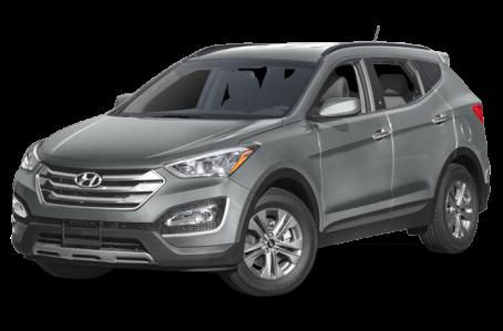 New 2016 Hyundai Santa Fe Sport Exterior