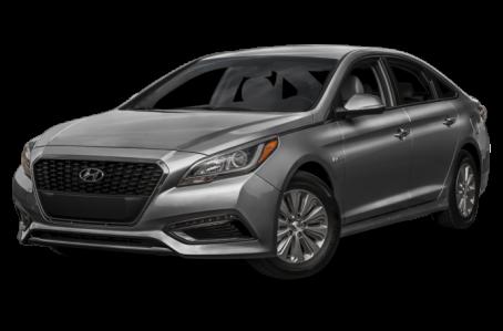 2016 Hyundai Sonata Hybrid Exterior