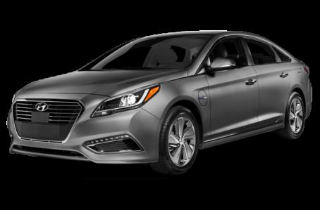2016 Hyundai Sonata Plug-In Hybrid Exterior